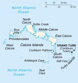 Grand Turk Island - Image: Turks caicos islands sm 04