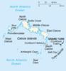 Distretti delle Isole Turks e Caicos