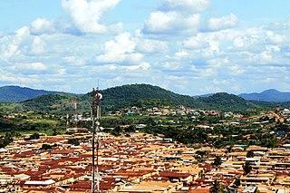 Obuasi Mining Town & Municipality Capital in Ghana