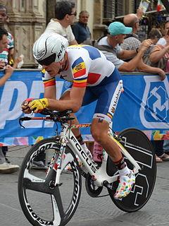 Serghei Țvetcov Romanian cyclist