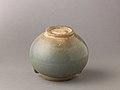 Two-eared jar, Jun ware MET SLP1663-2.jpg