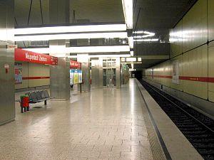 Neuperlach Zentrum (Munich U-Bahn)