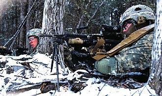 Joint Base Elmendorf–Richardson - Image: U.S. Army Alaska Northern Warfare Training Center