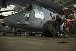 U.S. Marines load MV-22 Ospreys onto commercial ship 170114-M-ND733-1017.jpg