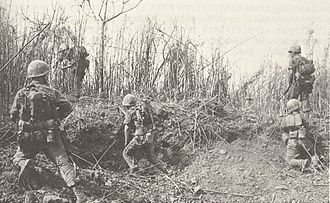 3rd Marine Regiment (United States) - 2nd Battalion in action during the Battle of Khe Sanh