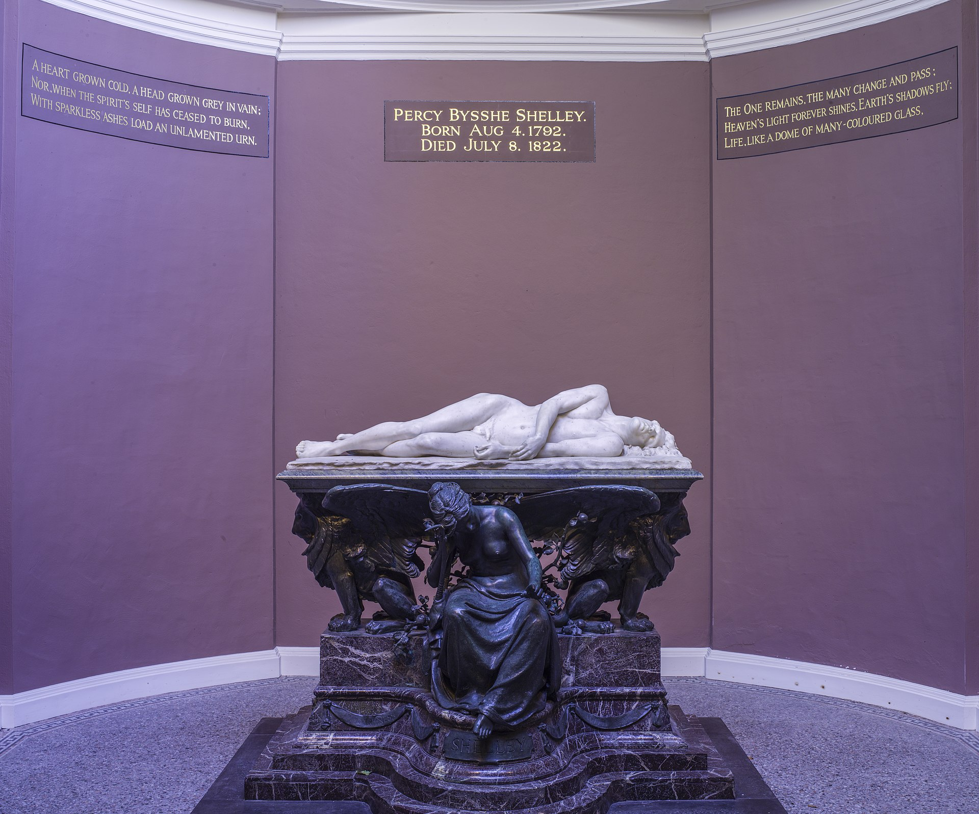 Shelley Memorial Wikipedia