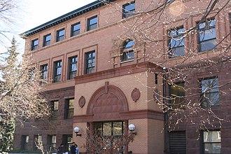Reed and Stem - Wulling Hall (Medical Hall), Minneapolis, Minnesota