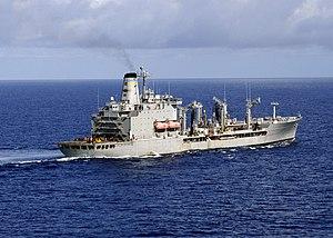 Henry J. Kaiser-class oiler - USNS John Lenthall (T-AO-189)