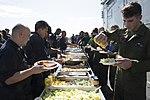 USS Bonhomme Richard Fourth of July 'steel beach' picnic 150704-N-AY934-083.jpg