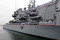 USS Chancellorsville arrives in Yokosuka, Japan. (18928755981).jpg