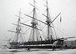USS Constitution weathers snowstorm 140118-N-SU274-004.jpg