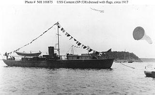 USS <i>Content</i> (SP-538)