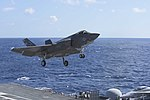 USS Dwight D. Eisenhower operations 151003-N-QD363-119.jpg