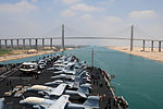 USS Dwight D. Eisenhower transits the Suez Canal 130613-N-GC639-107.jpg