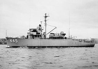 USS <i>Force</i> (AM-445)