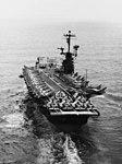 USS Hancock (CVA-19) in the South China Sea on 15 June 1966.jpg