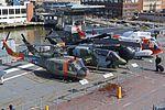 USS Intrepid – Helicopters on display. 06-3-2016 (30058618873).jpg