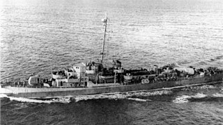 USS <i>Metivier</i> (DE-582)