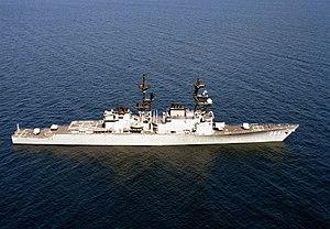 USS Paul F. Foster