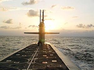 Военный корабль США Вайоминг (SSBN-742)