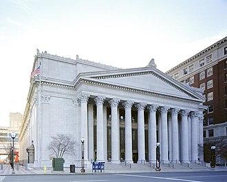 Richard C. Lee United States Courthouse - The Richard C. Lee United States Courthouse