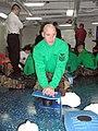 US Navy 020306-N-0000A-001 CPR Class aboard John F. Kennedy.jpg