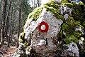 Ukanc - trail mark on stone.jpg