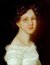 Ulrike von Levetzow (Source: Wikimedia)