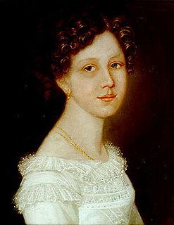 Ulrike von Levetzow Lover of Goethe