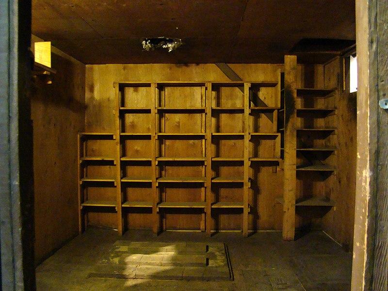Unibomber shack.JPG