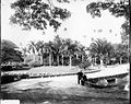 Unidentified part of Oahu, possibly Saint Louis College, 20485 0001, photograph by Brother Bertram.jpg