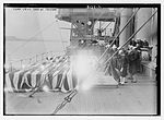 United States occupation of Veracruz with the dead aboard the USS Montana (ACR-13).jpg