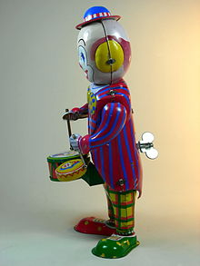 Wind Up Toy Wikipedia