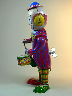 Wind-up toy