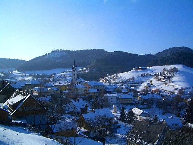 Unterweißenbach