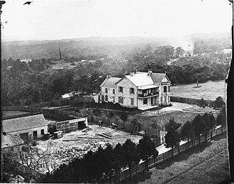 William Wardell - Image: Upton Grange