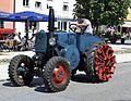 Ursus Traktor, Oldtimerumzug Aidenbach.JPG
