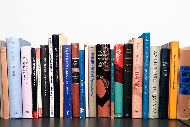 File:Urval av de bocker som har vunnit Nordiska radets litteraturpris under de 50 ar som priset funnits (2).jpg