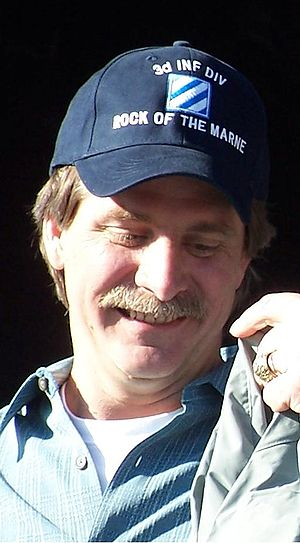 The American Bible Challenge - Jeff Foxworthy hosted all three seasons of the series.