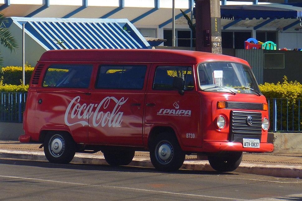 VWT2 Coca Cola