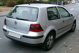 VW Golf 4 rear 20071026.jpg