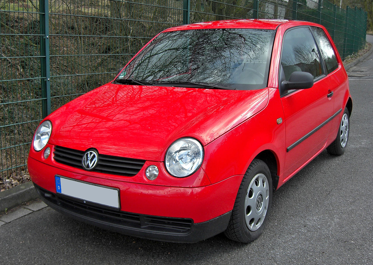 File:VW Lupo 20090329 Front.jpg