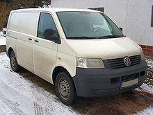 volkswagen transporter t5 wikimonde. Black Bedroom Furniture Sets. Home Design Ideas