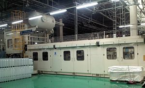 Vacuum forming - Vacuum forming machine to produce inner liner/food liner of refrigerator
