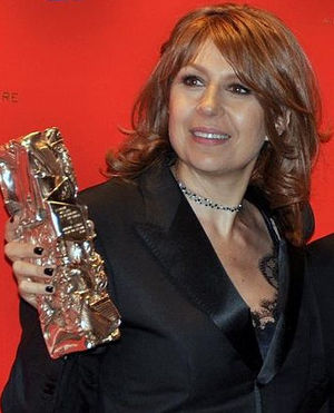 Valérie Benguigui - Benguigui at the 2013 César Awards
