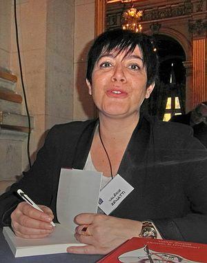 Valérie Zenatti - Valérie Zenatti in 2015