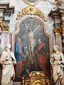 Valentin Metzinger - Kristus na križu z Marijo, Janezom in Magdaleno.jpg