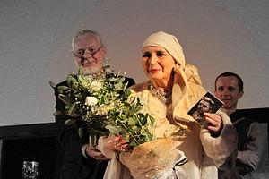 Valentina Cortese - Cortese in 2012