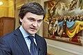 Valeriy Pysarenko, member of Ukrainian Parliament.jpg