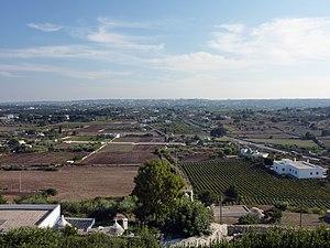 Itria Valley - Itria Valley seen from Locorotondo